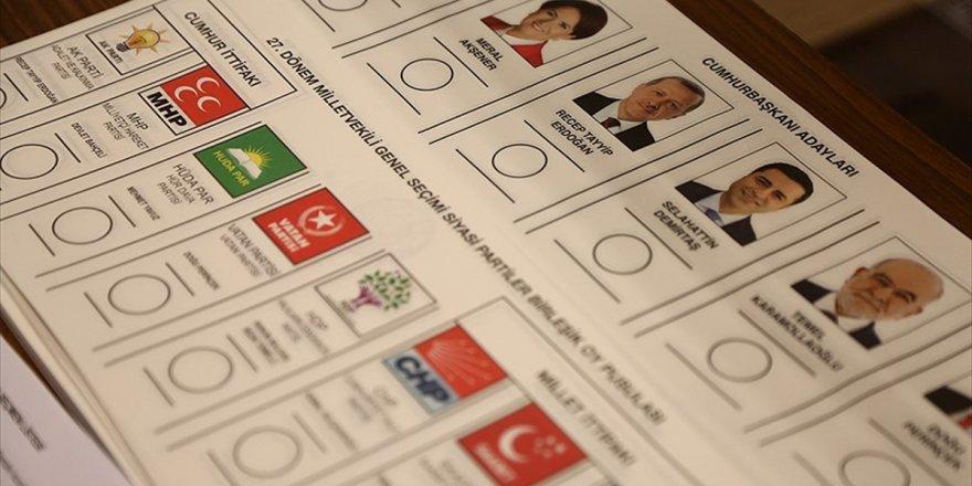 24 Haziran seçim sonuçları