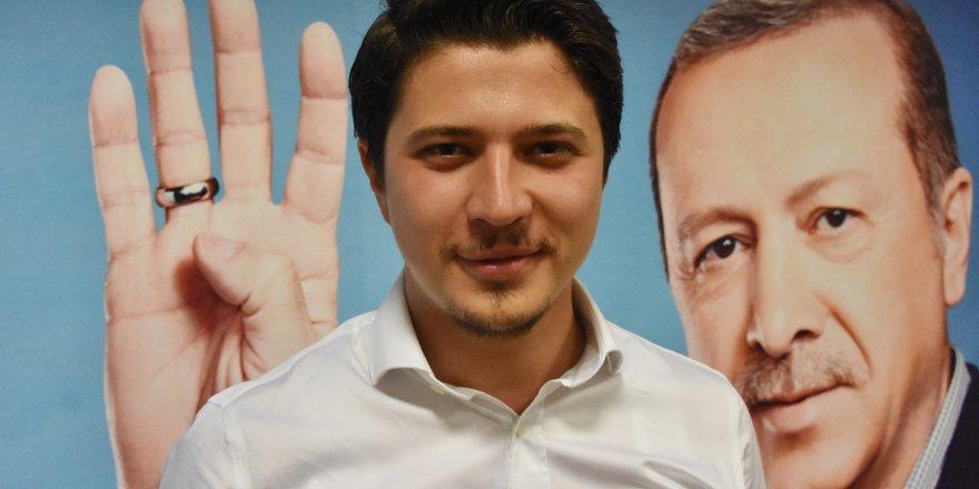 Konya'nın genç milletvekili Selman Özboyacı oldu