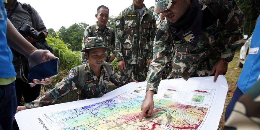 Tayland'da mağaradaki çocuklar için kurtarma operasyonu başladı