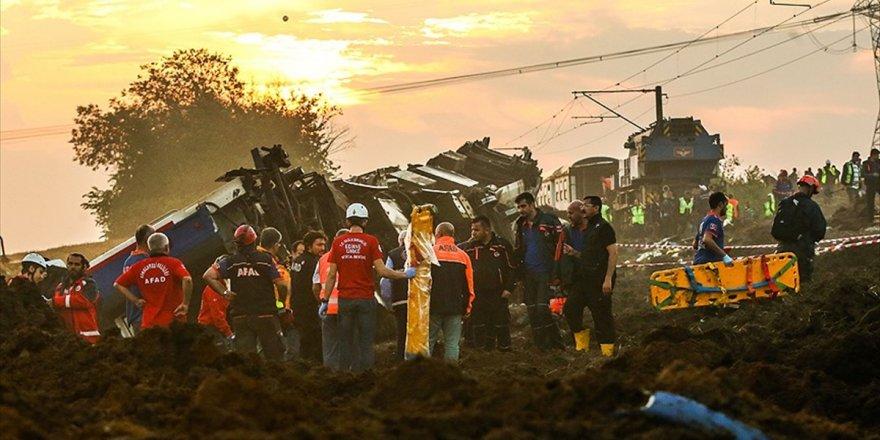 Türkiye'de meydana gelen önemli tren kazaları
