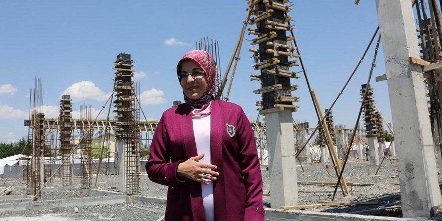 Meram'da yatırımlar fonksiyonel olarak düşünülüyor