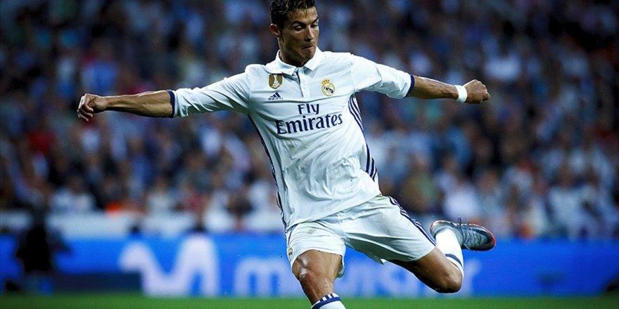 Ronaldo Real Madrid'de İz Bıraktı