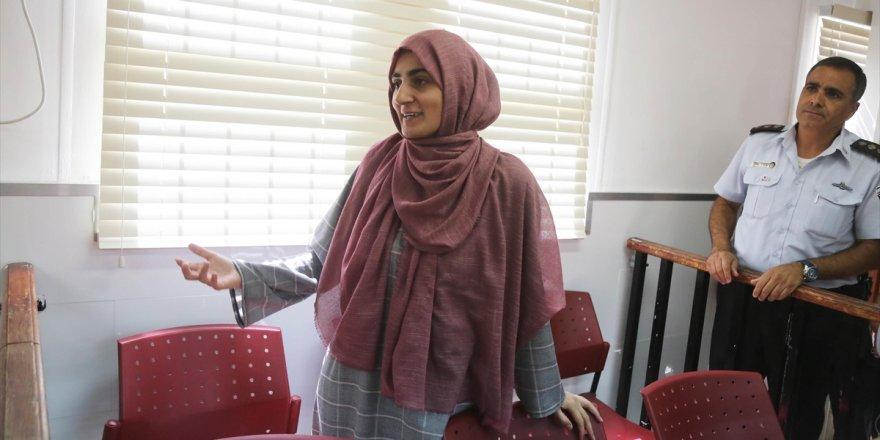 Ebru Özkan Tutuksuz Yargılanmak Üzere Serbest Bırakıldı