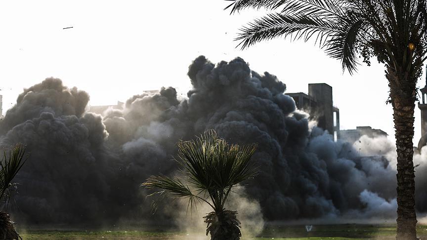 İsrail'in Gazze'ye Düzenlediği Hava Saldırısında 2 Çocuk Şehit Oldu