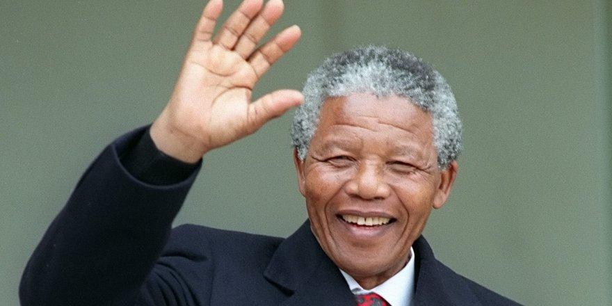 """""""Özgürlüğün Lideri"""" Mandela"""