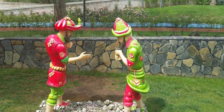 Beyşehir'e Türk Büyüğü, Halk ve Masal Kahramanları Parkı