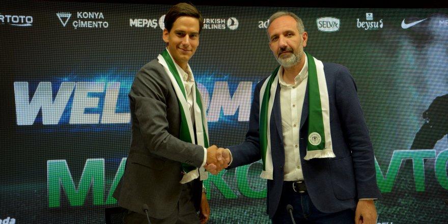 Jevtovic imzaladı