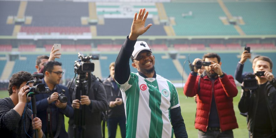 Eto'o, Süper Lig'in lordlarından