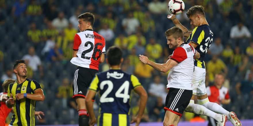 Fenerbahçe İyi Başladı, Kötü Bitirdi