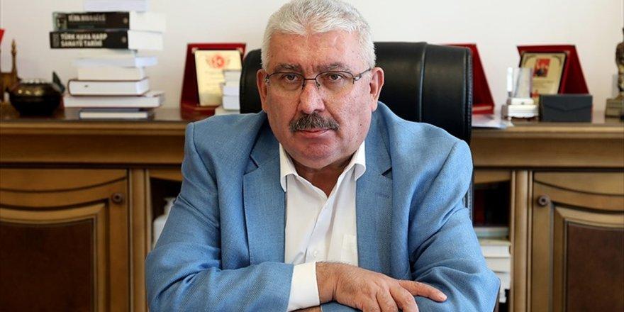 Mhp Genel Başkan Yardımcısı Yalçın: Mhp'ye Dönüş İçin Müracaat Olursa Değerlendiririz