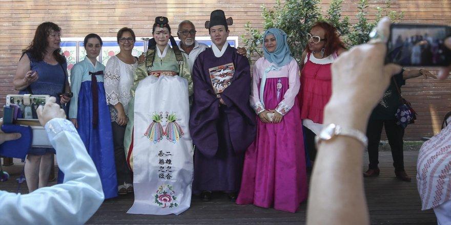 Güney Kore'nin Düğün Geleneğini Ankara'ya Taşıdılar