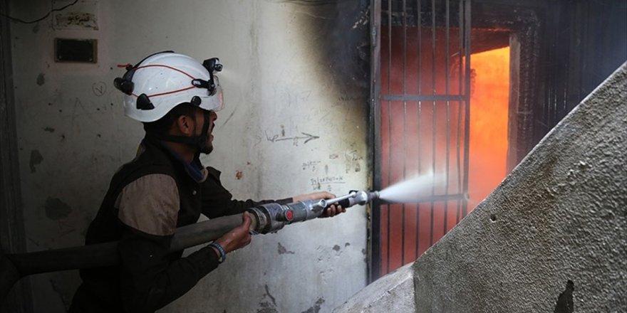 Ürdün'den Suriye'deki 422 Beyaz Baretliye Geçiş İzni