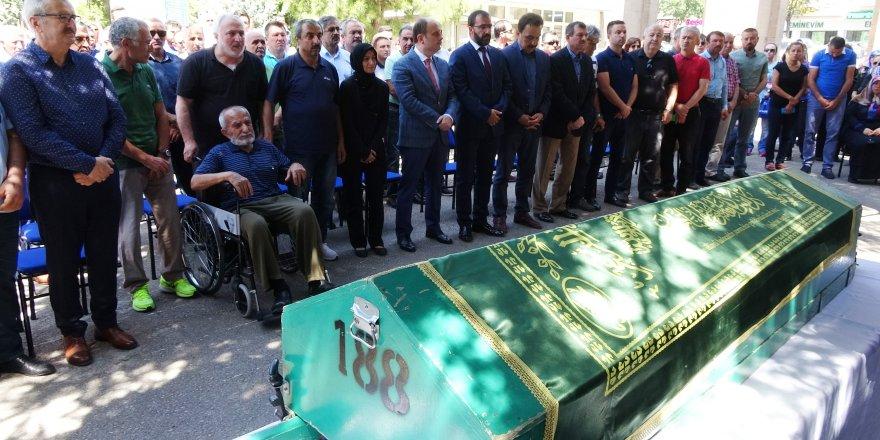 İbrahim Tunç İçin Konya'da Tören Düzenlendi