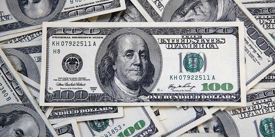 Dolar/tl 4,75'in Altına Geriledi