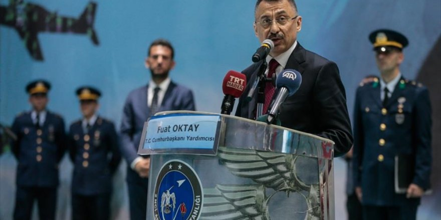 Cumhurbaşkanı Yardımcısı Fuat Oktay'dan İdlib'deki Saldırıya Tepki: