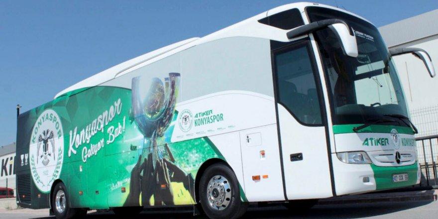 Altyapıya özel otobüs