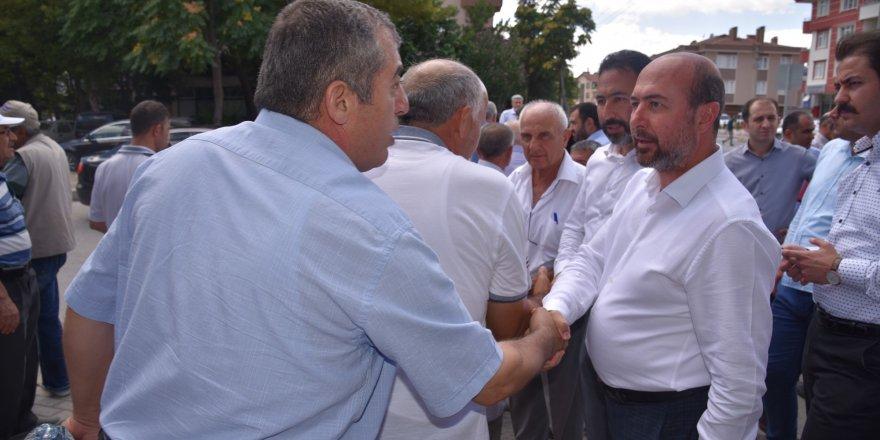 Başkan Pekyatırmacı, vatandaşlarla biraraya geldi