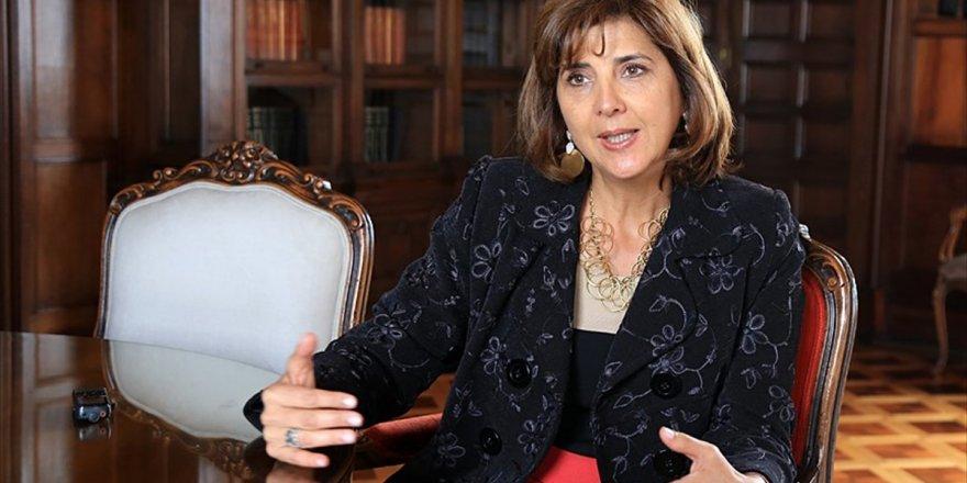 Eski Kolombiya Dışişleri Bakanı Cuellar: Türkiye Kolombiya'nın Oecd'ye Katılımına Büyük Destek Verdi