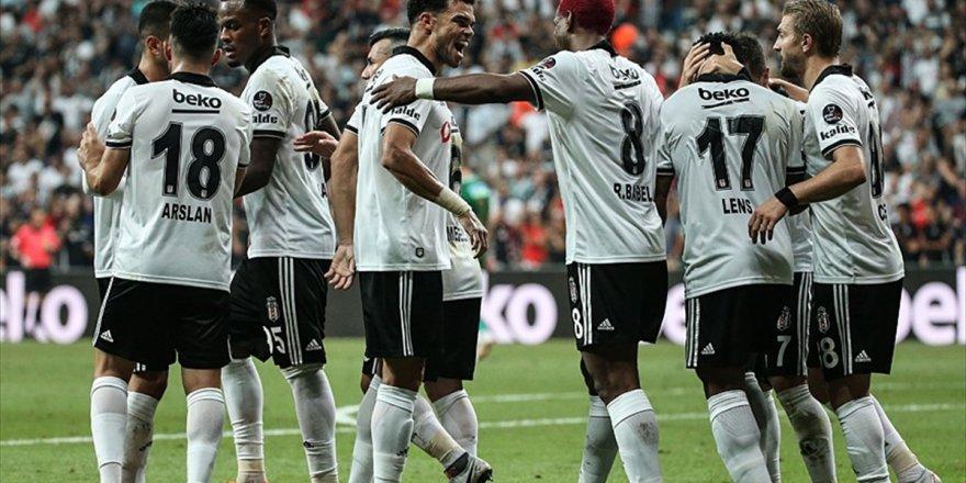 Beşiktaş'tan Sezona İyi Başlangıç