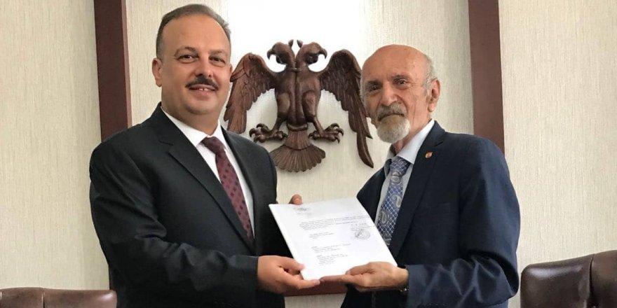 Konya'yı onurlandıracak proje
