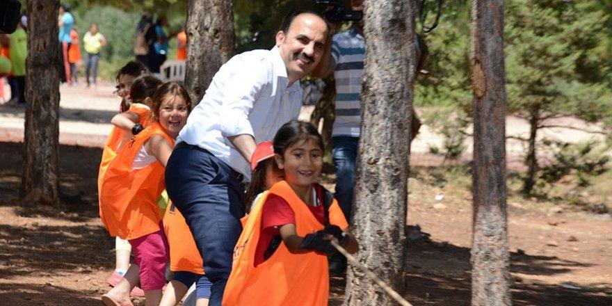 Genç KOMEK Yaz Kampı 10 bin öğrenciyi ağırladı
