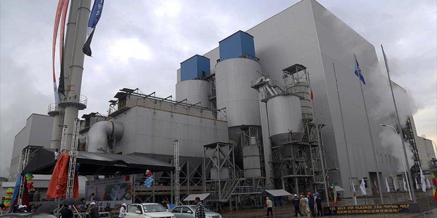 Afrika'nın İlk Atıktan Enerji Üretim Tesisi Etiyopya'da Açıldı