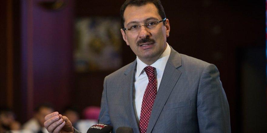 Ak Parti Genel Başkan Yardımcısı Yavuz: Seçimler Mart 2019'da Yapılacaktır