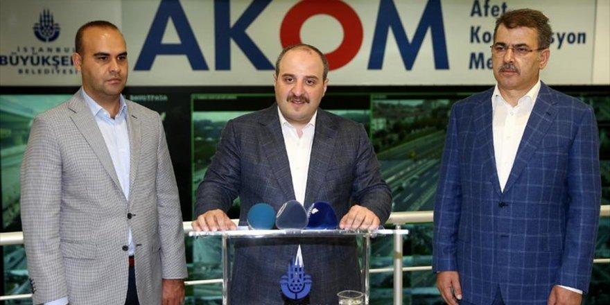 Sanayi Ve Teknoloji Bakanı Varank: Yazılımların Millileştirilmesi İçin Çalışmalar Yapacağız