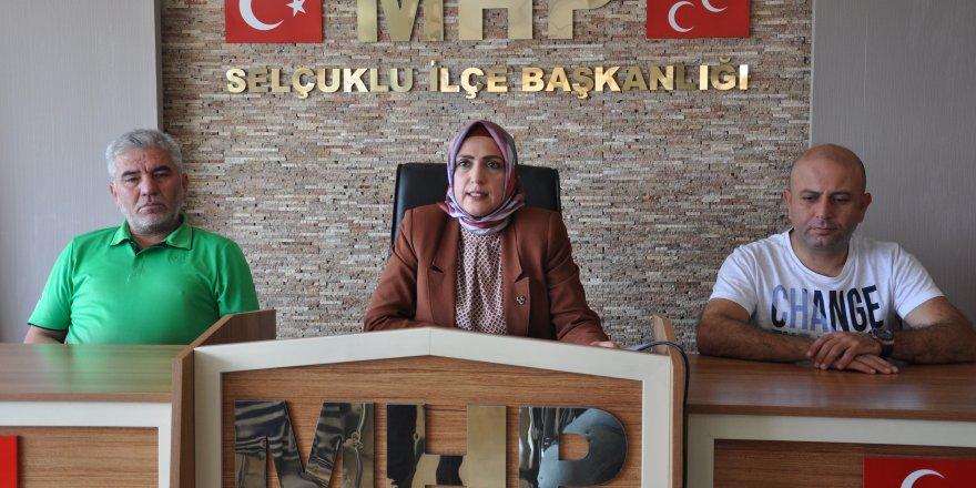 MHP'li Çipan: Konya'nın köklü ve derinlemesine bir değişime ihtiyacı vardır
