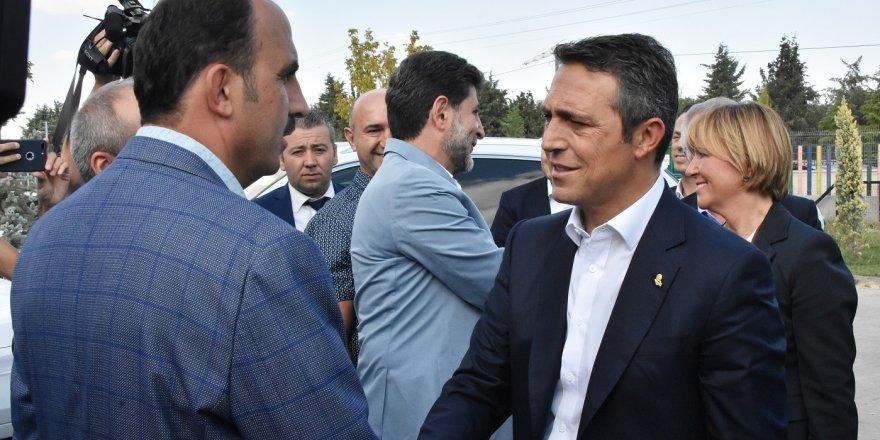 Fenerbahçe Kulübü Başkanı Koç, SOBE'de