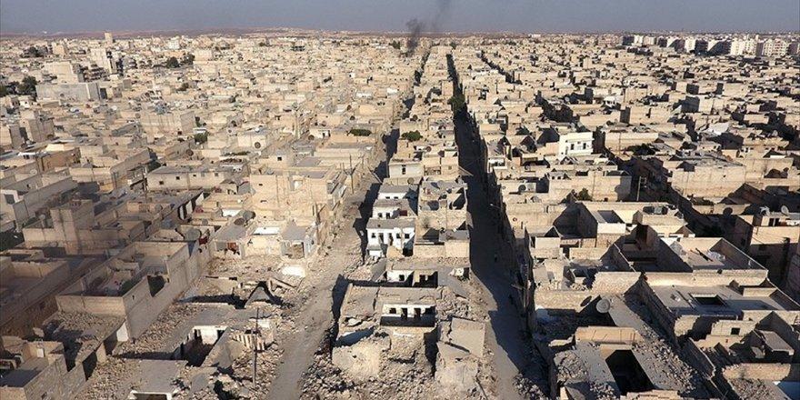 'Suriye'nin Yeniden İnşası Yarım Asır Sürebilir'