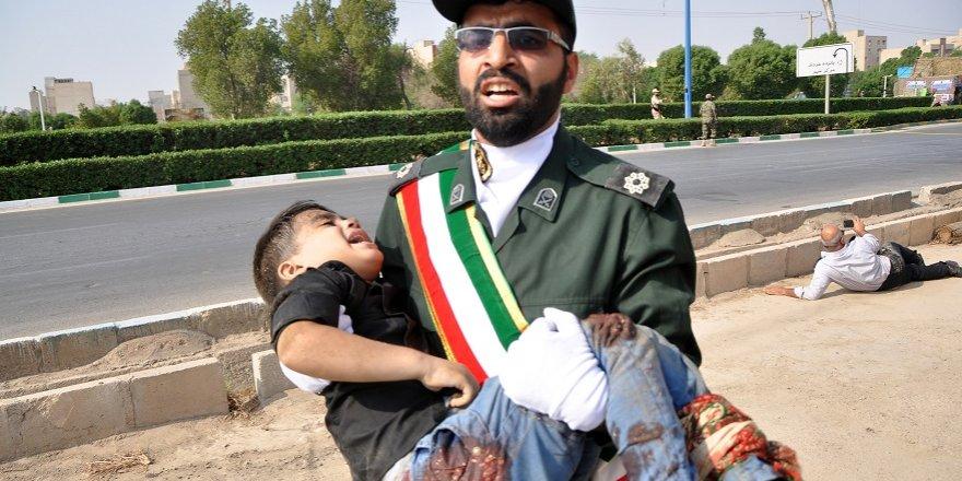 İran'da gerçekleştirilen terör saldırısında 8 kişi hayatını kaybetti