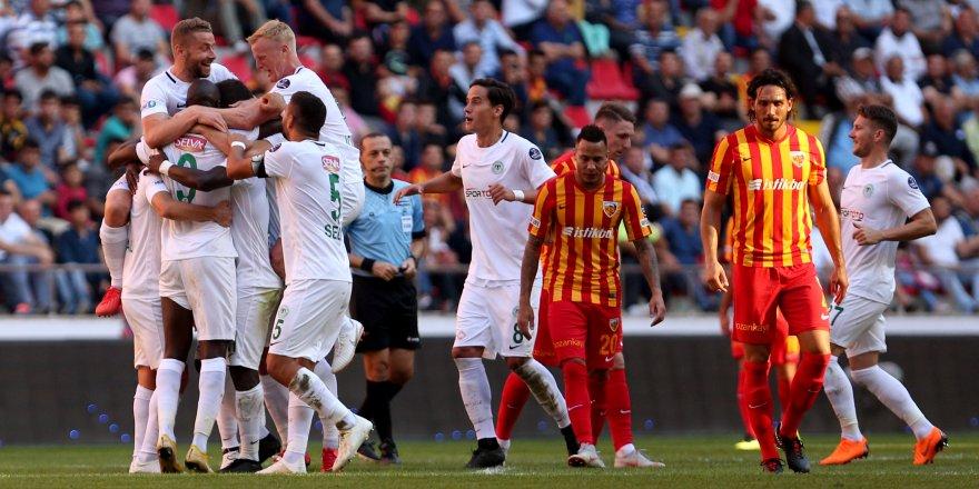 Jonsson ilk, Yatabare 3. golünü attı