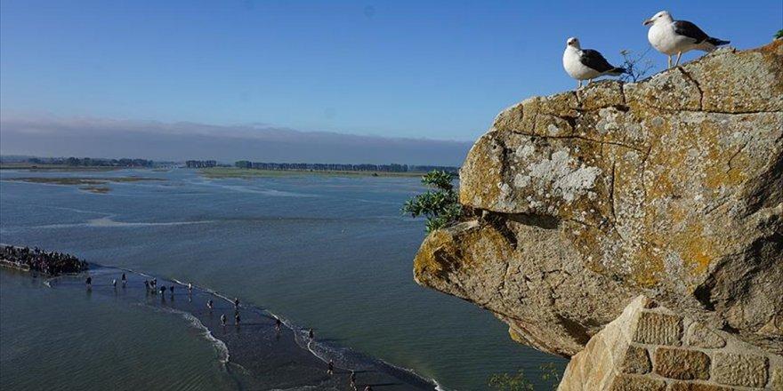 Metcezirin Doğayı Dönüştürdüğü Yer: Mont Saint Michel