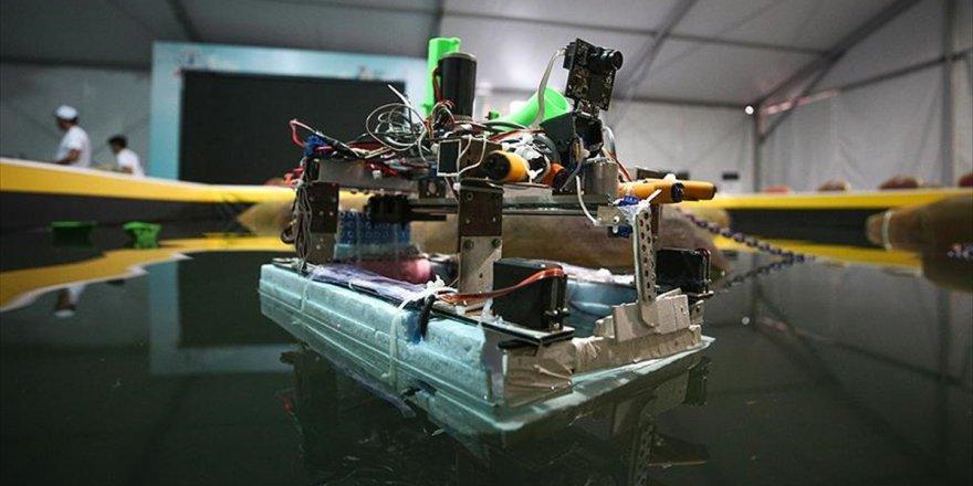 Fatih Sultan Mehmet'ten İlham Aldılar Fetih Robotu Yaptılar