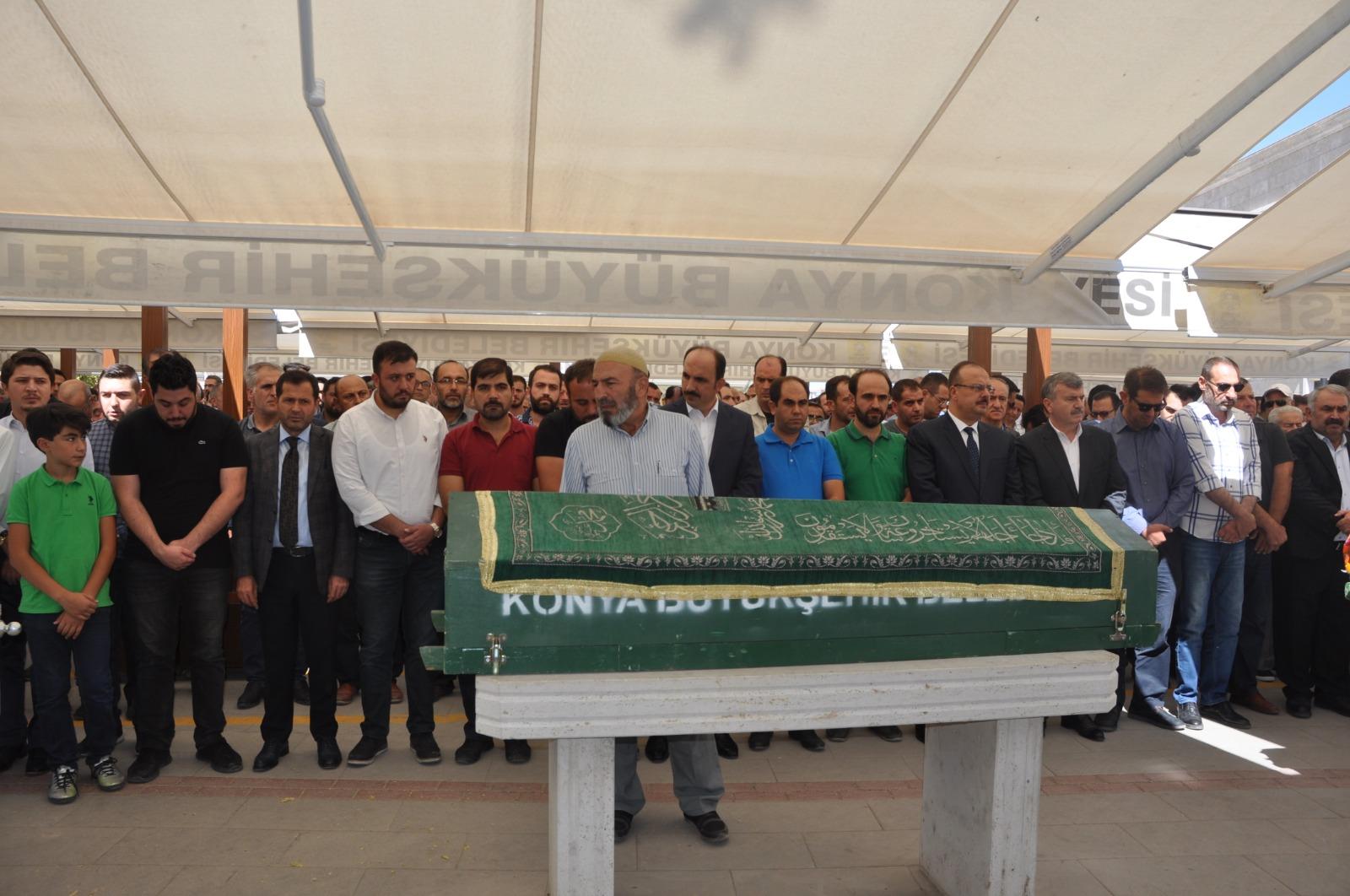 Mustafa Torun toprağa verildi