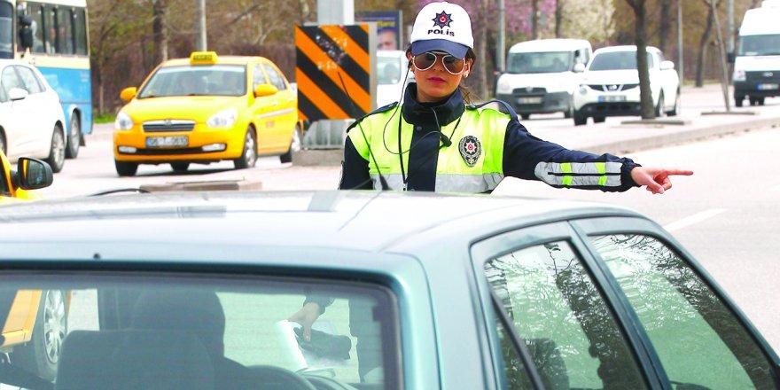 Trafik cezalarını artıran kanun teklifi Meclis'te