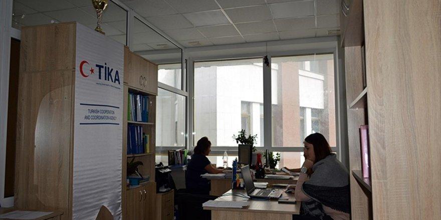 Tika'dan Ukrayna'da Sosyal Hizmetlere Destek