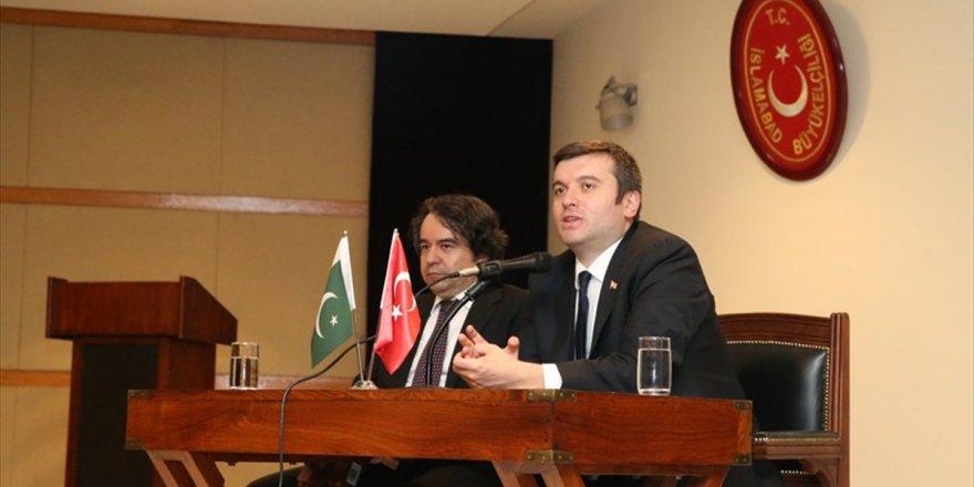 Dışişleri Bakan Yardımcısı Kıran: Fetö'yle İlgili Pakistan'da Önemli Gelişmeler Yaşanacak