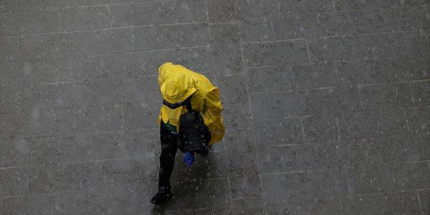 Meteorolojiden 11 İl İçin Sağanak Uyarısı