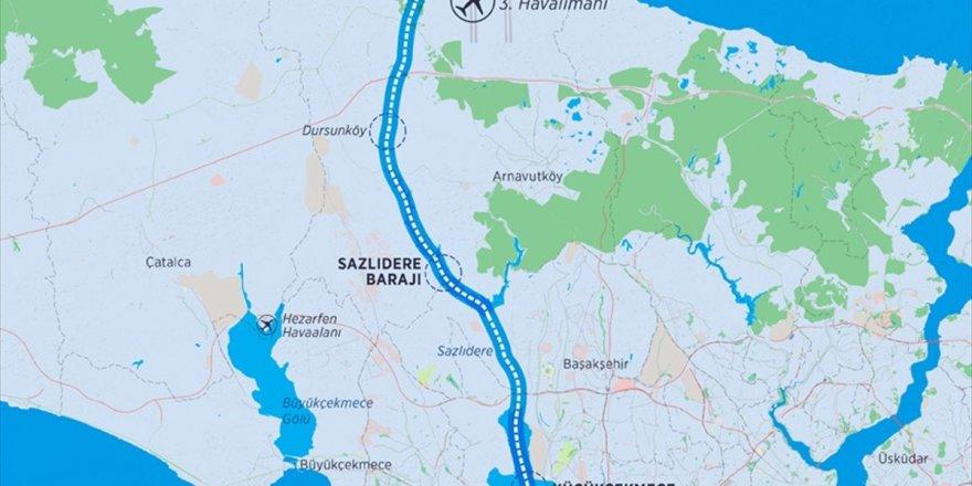 Kanal İstanbul'da 'Yeni Şehir' İçin İlk Adım Atıldı
