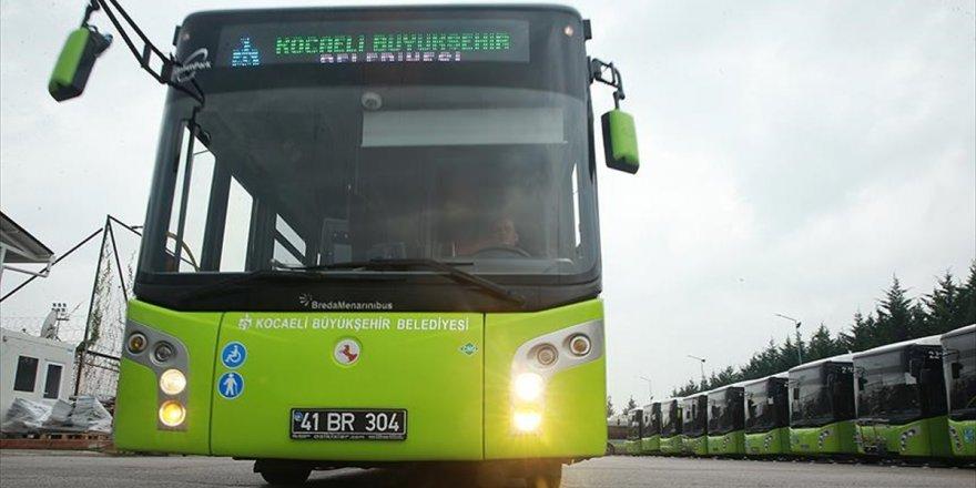 Çevreci Otobüslerle 92 Milyon Liralık Tasarruf Sağladılar