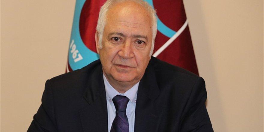Trabzonspor Kulübü Asbaşkanı Hacısalihoğlu: Şampiyon Olacağım Demekle, Şampiyon Olunmaz