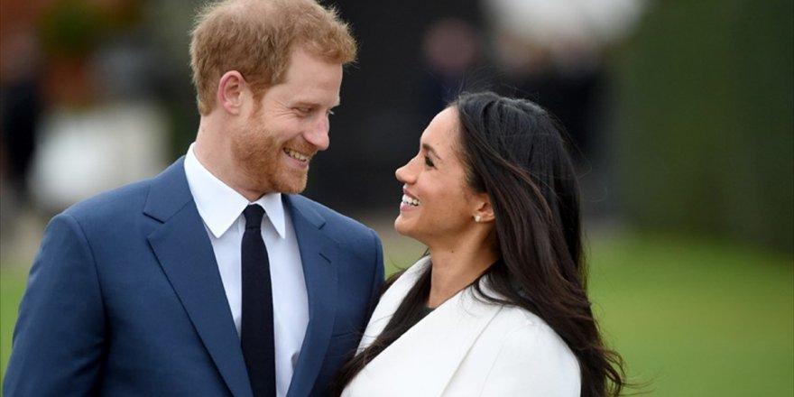 Harry-meghan Çifti İlk Bebeklerini Bekliyor