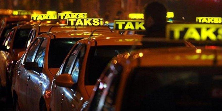 İstanbul Valiliği Ticari Taksi Sürücülerini Uyardı
