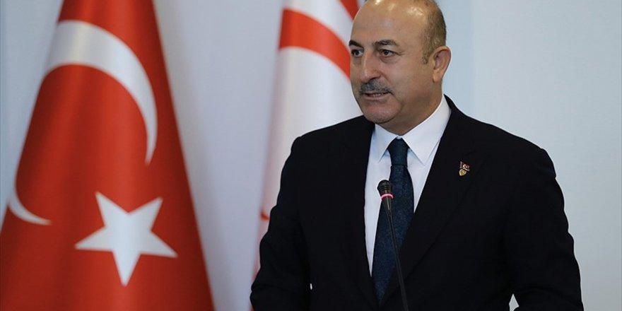 Dışişleri Bakanı Çavuşoğlu: Kıbrıs'ta Sondajlarımızı Sürdüreceğiz