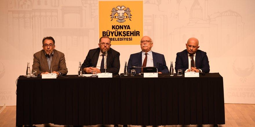 """Konya'da """"Şehir ve Gençlik Çalıştayı"""" gerçekleştirildi"""