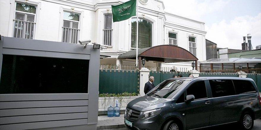 Suudi Arabistan'ın İstanbul Başkonsolosu Türkiye'den Ayrıldı