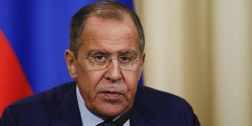 Lavrov'dan 'Kaşıkçı Olayı' Değerlendirmesi