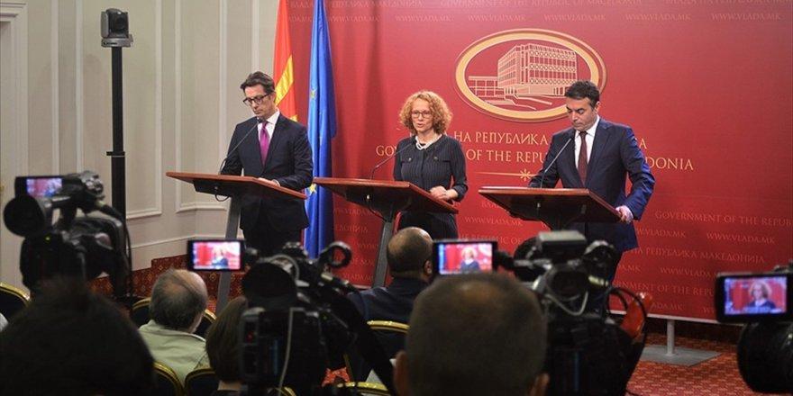 Makedonya Nato İle Katılım Müzakerelerine Başlayacak